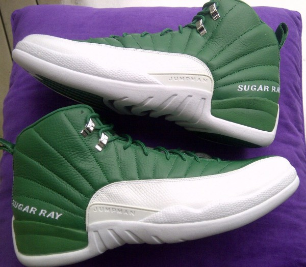 Air Jordan 12 Retro - Ray Allen Boston Celtics PE