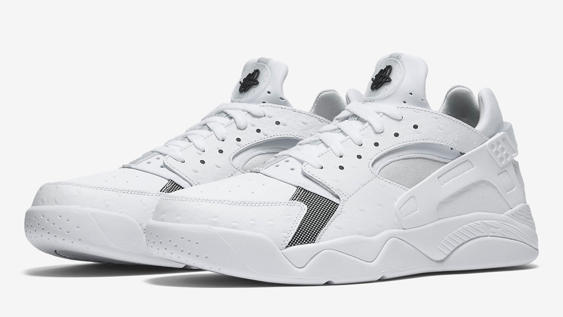 Nike Air Flight Huarache Low Ostrich