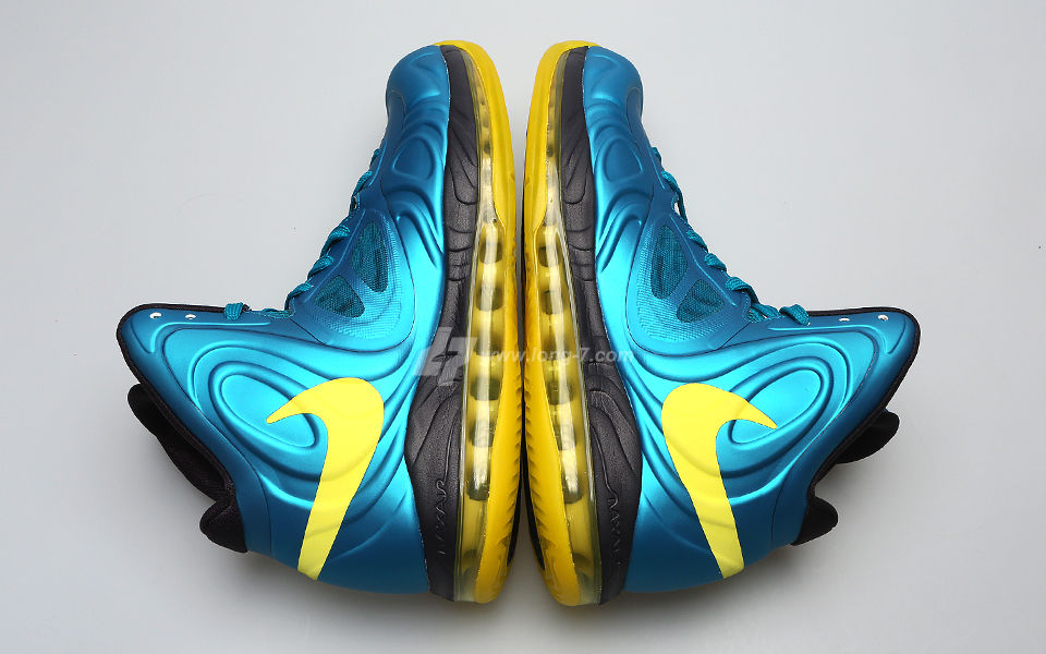 Nike Air Max Hyperposite Teal Yellow 524862-303 (6)