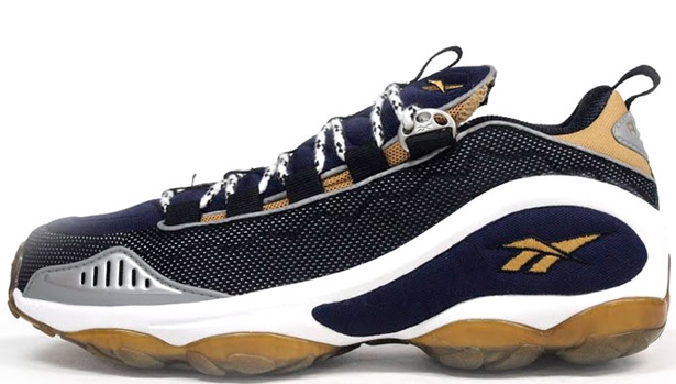 Reebok DMX Run 10 Black/Purple-Gold-White