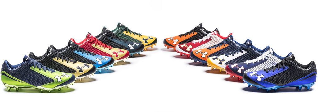 Under Armour Nitro Low Speed Cleat (1)