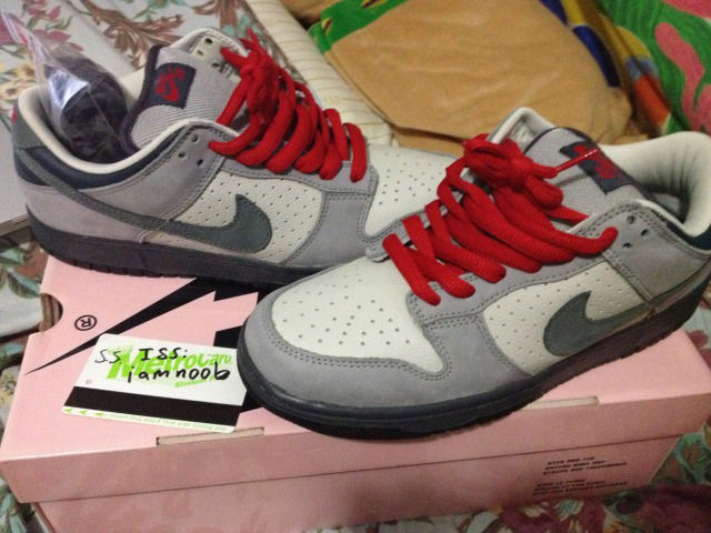 Spotlight // Pickups of the Week 11.10.12 - Nike SB Dunk Low Band-Air by iamnoob