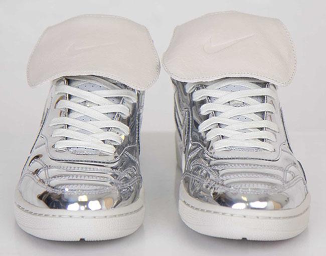 newest 84b6f c207a Nike NSW Tiempo 94 Mid SP 'Liquid Silver' | Sole Collector