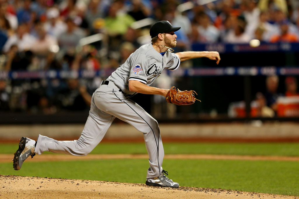 MLB Watch Best of 2013 Chris Sale Mizuno All Star PE