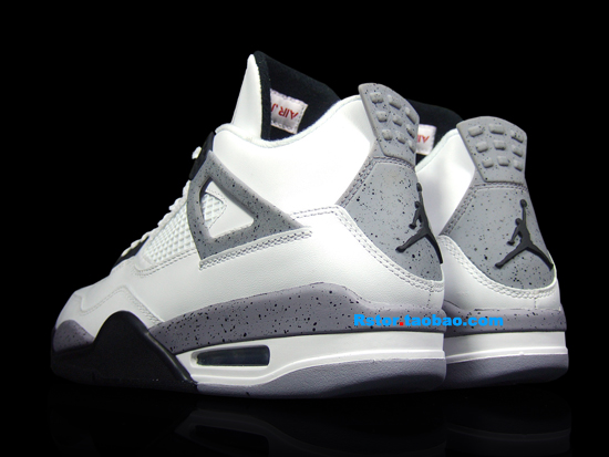 12ffcad8b60adc The Air Jordan Retro 4 White Cement colorway is slated for a February  release. Stay tuned for further updates.