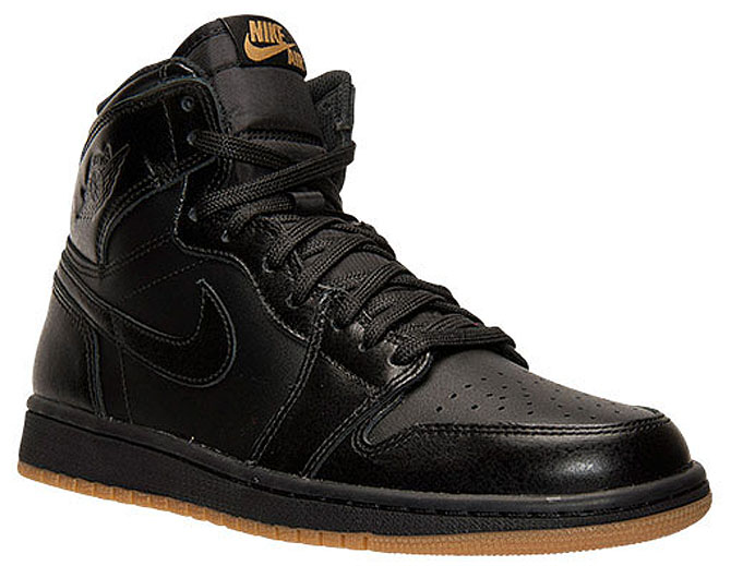 Air Jordan 1 Retro High OG Black/Gum 555088-020