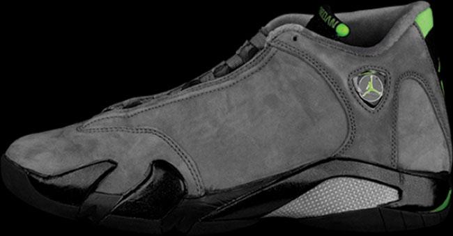 Top Air Jordan 14 Coloris Noir