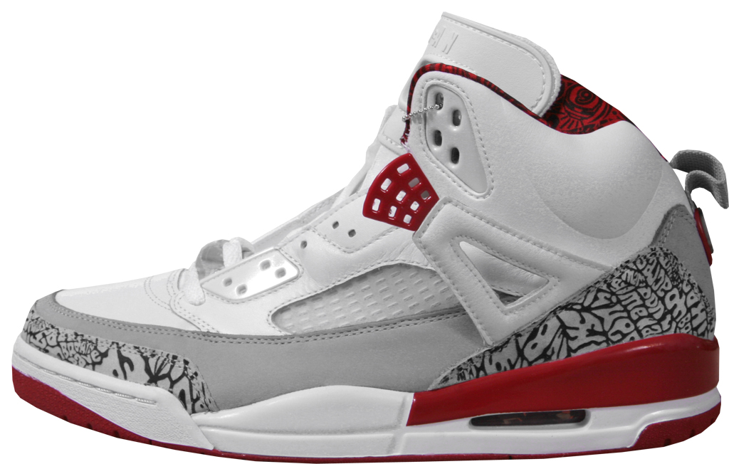 new product 51fc4 4392c Jordan Spiz ike  The Definitive Guide to Colorways   Sole Collector