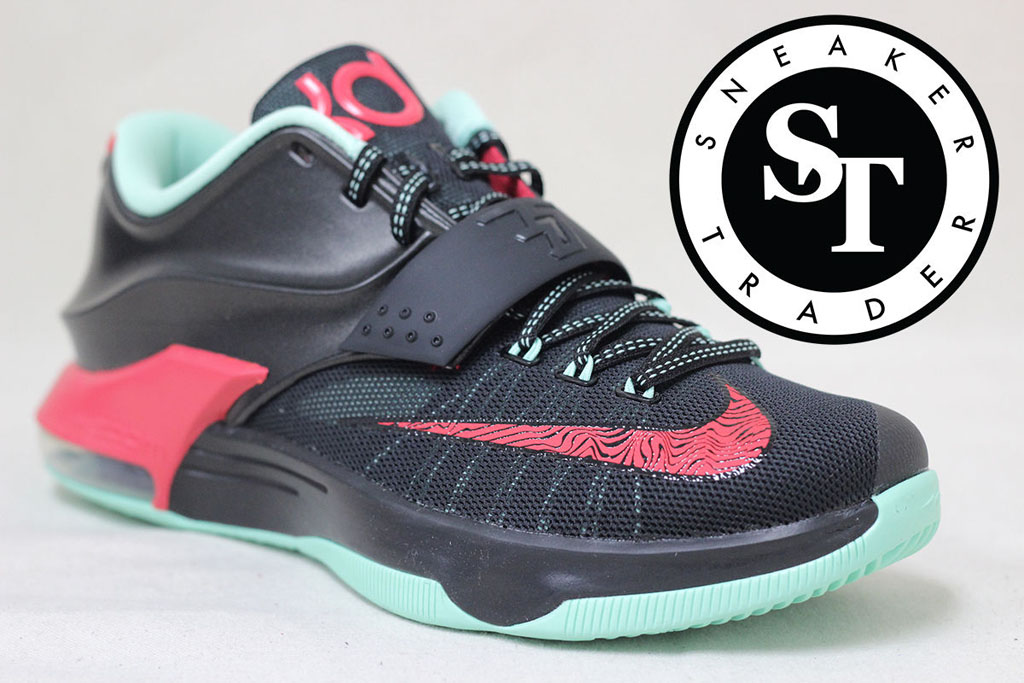 online store 8a9e2 97bdf Nike KD VII 7 Bad Apple 653996-063 (1)