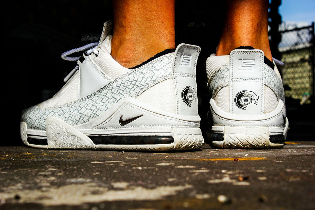 Spotlight // Forum Staff Weekly WDYWT? - 11.16.13 - Nike LeBron 2 Low PE by JonRegister