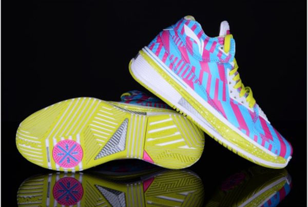 Li-Ning Way of Wade 2 RazFuego (1)
