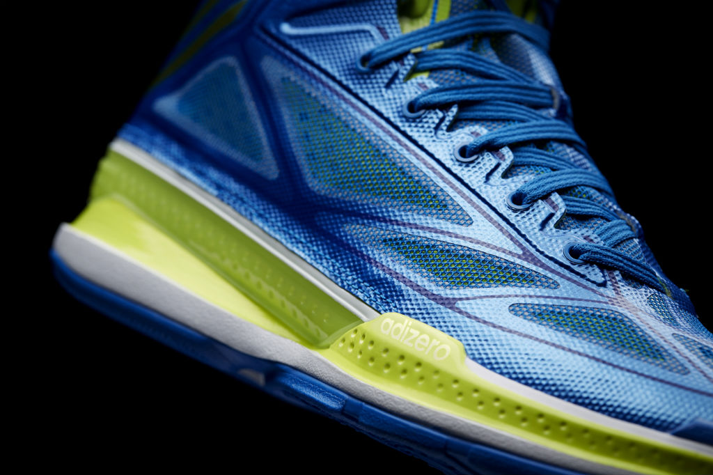 adidas adizero Crazy Light 3 Blue Electricity White G66521 (2)