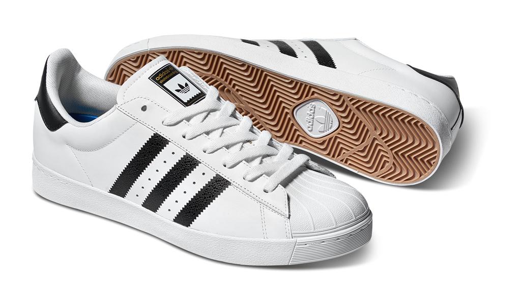 adidas superstar skateboard