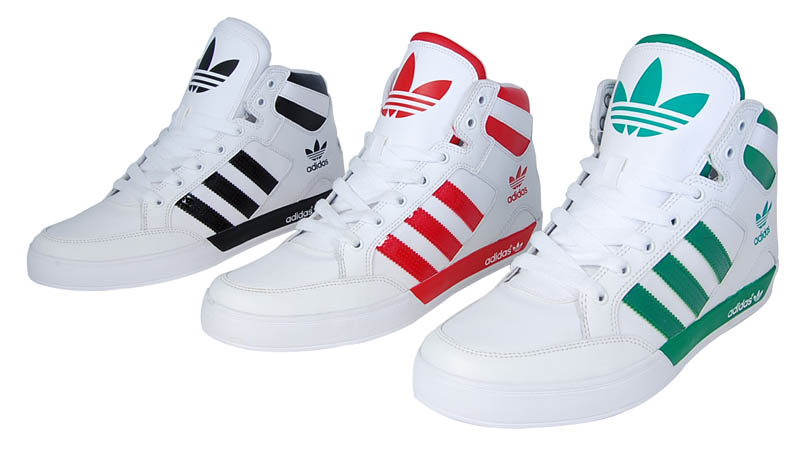 adidas Originals Hard Court Hi - adiColor Pack