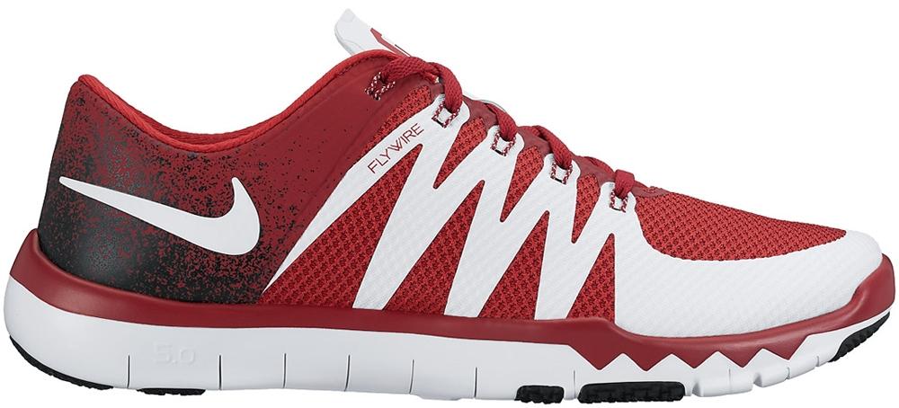 Nike Free Trainer 5.0 V6 Amp Team Crimson/White