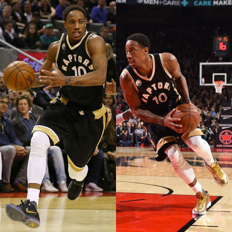 #SoleWatch NBA Power Ranking for November 29: DeMar DeRozan