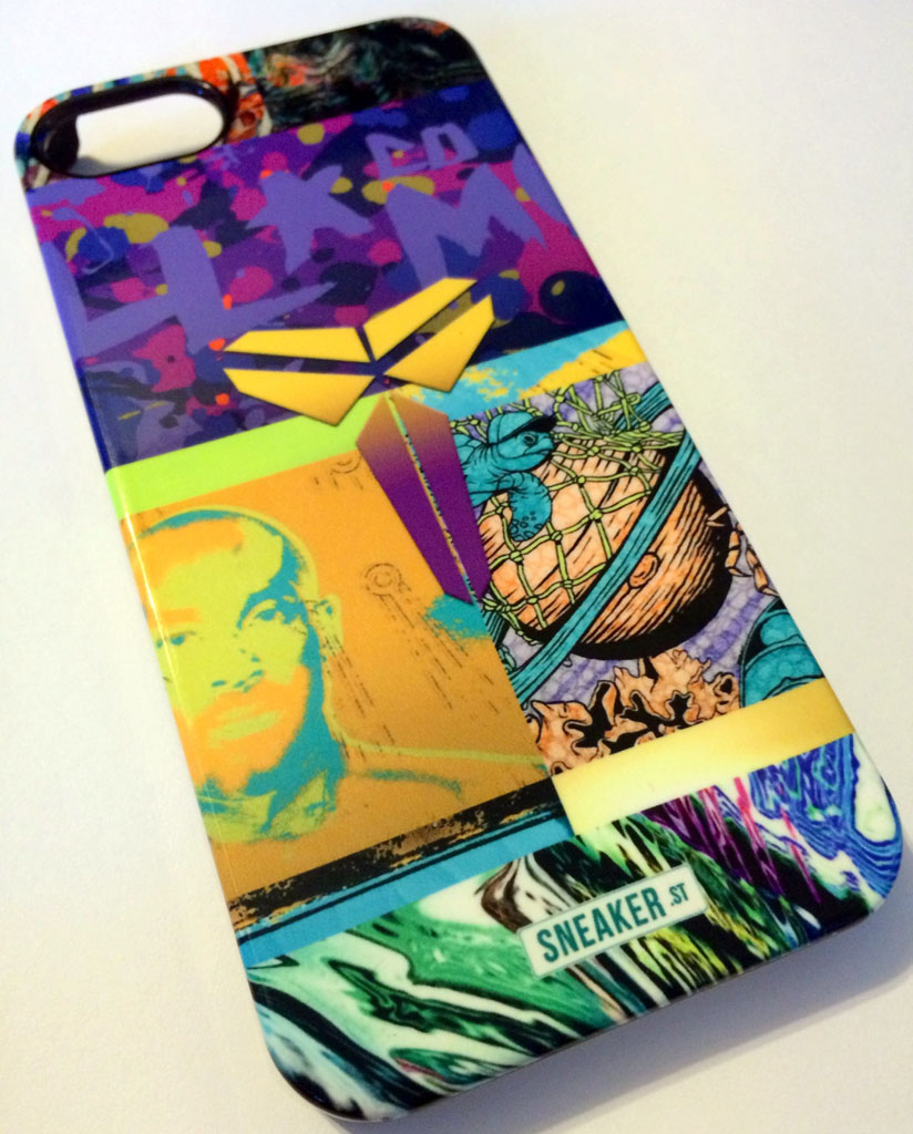 SneakerSt x Uncommon Kobe 'What The Prelude' iPhone Case (3)