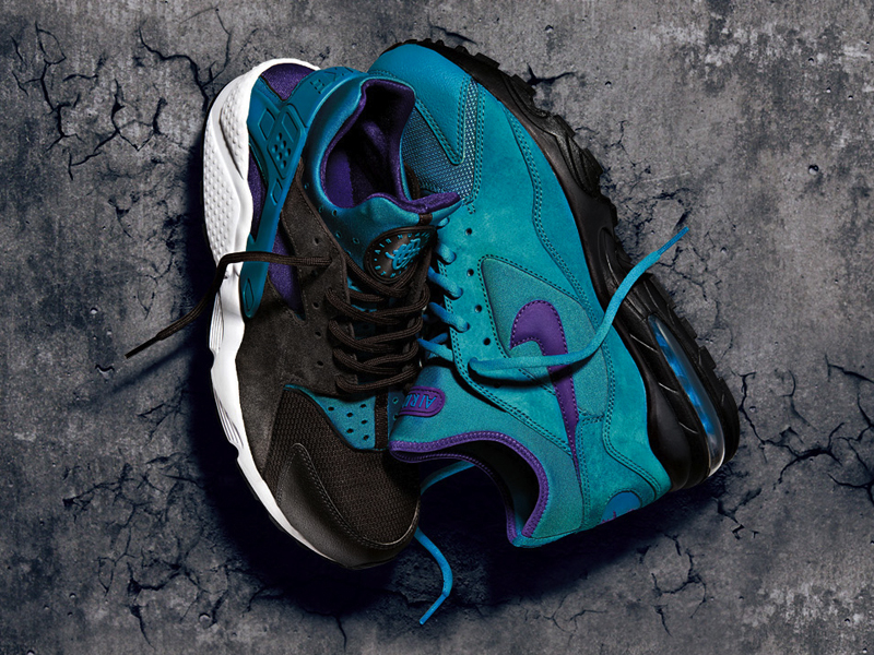 Nike Air Max 93 and Air Huarache Teal Pack size? Exclusive
