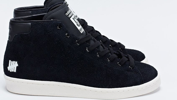 adidas Consortium Official Mid 80's Black/White