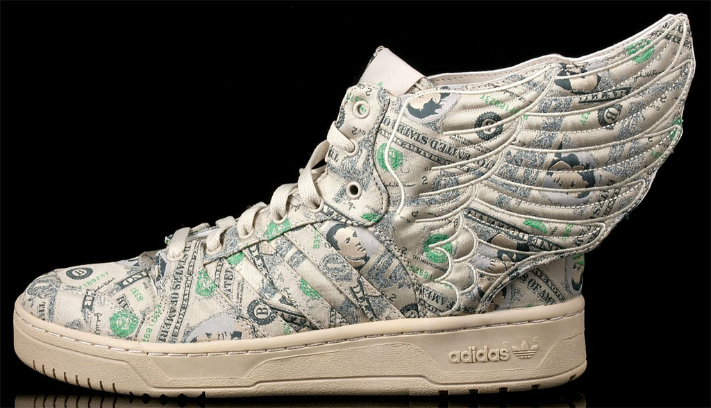 a8946de38b Money Talks: The Best Sneakers With $$ Print | Sole Collector