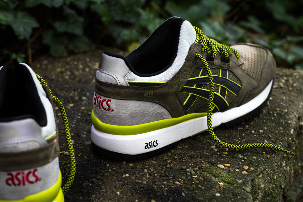 buy cheap purchase cheap shopping Ubiq x Asics GT-Cool 'Nightshade' | Sole Collector