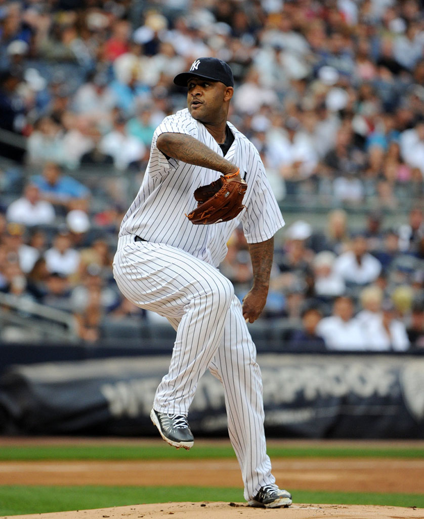 Image result for cc sabathia yankees
