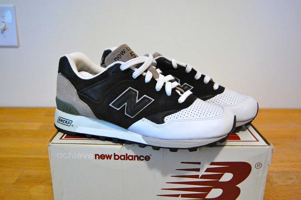 Spotlight // Pickups of the Week 9.1.13 - SNS x New Balance 577 Made In England SNS1 by dbrauns