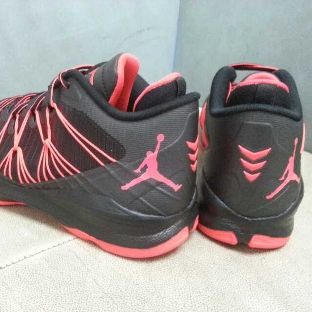 Jordan CP3.VII AE Black Infrared White 644805-024 (2)