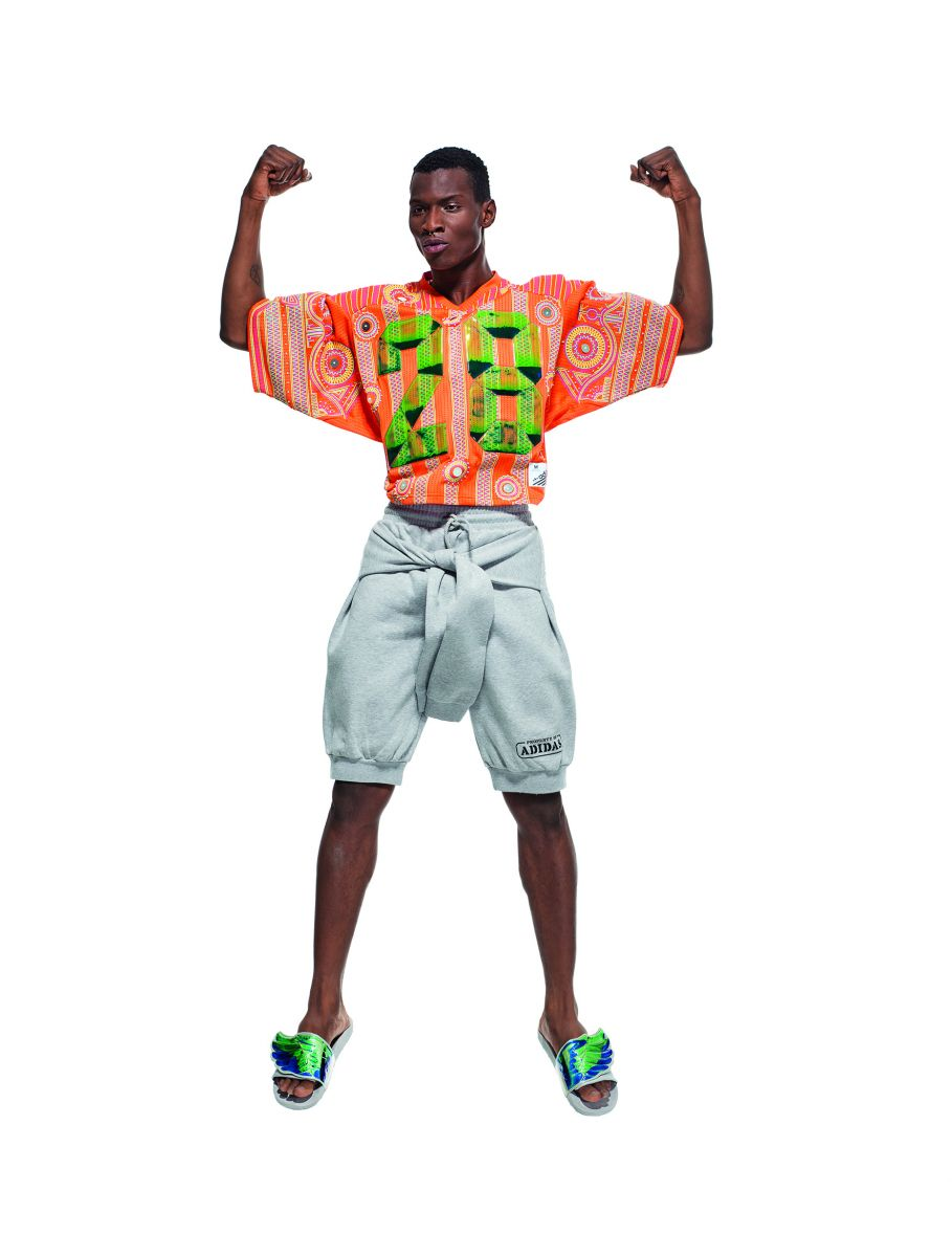 7de15cf854be Jeremy Scott for adidas Originals - Spring Summer 2014 Lookbook ...