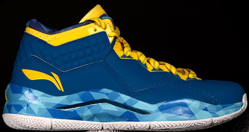 Li-Ning Way Of Wade 3 Blue/Yellow