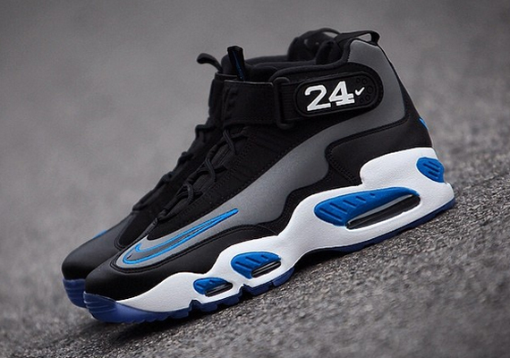 Nike Air Griffey Max 1 BlackPhoto Blue White | Sole Collector