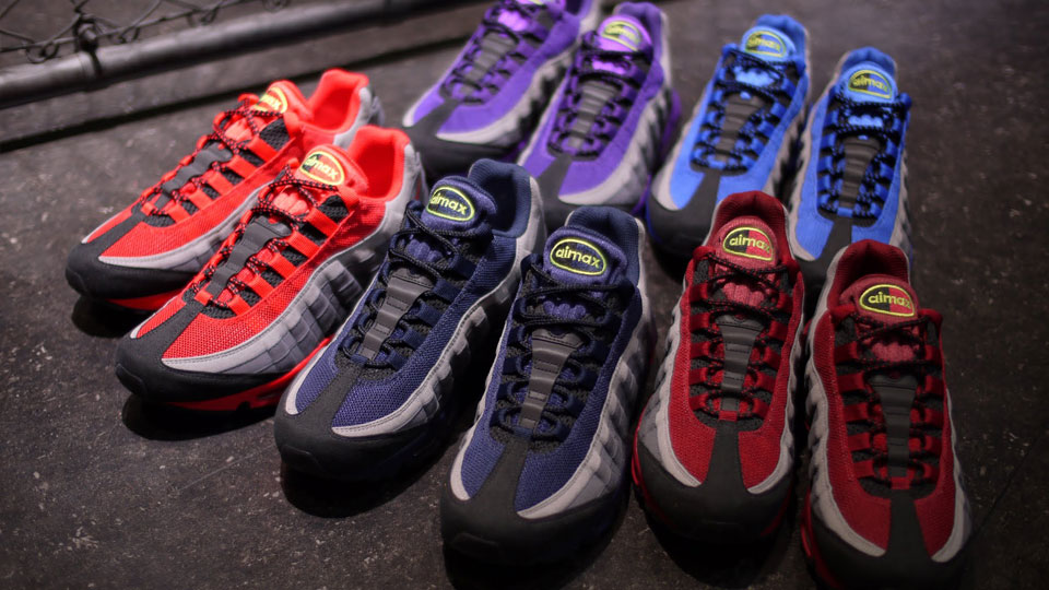 Air Max 95 Moucheron Exclusif Japonais