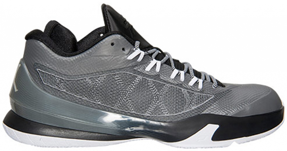 Jordan CP3.VIII Cool Grey/Black-White