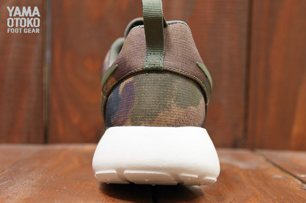 reputable site 1cc3a 51583 Nike WMNS Roshe Run Print - Linen   Cargo Khaki   Mercury Grey ...