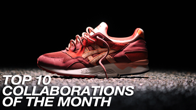 Top 10 Collabs of October 2013