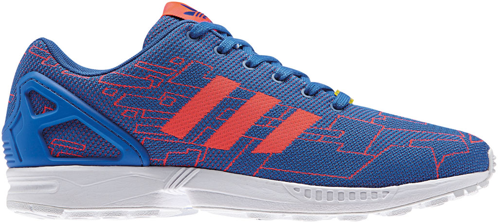 1d94320f1c1 adidas ZX Flux Weave Pattern Pack Blue (1)