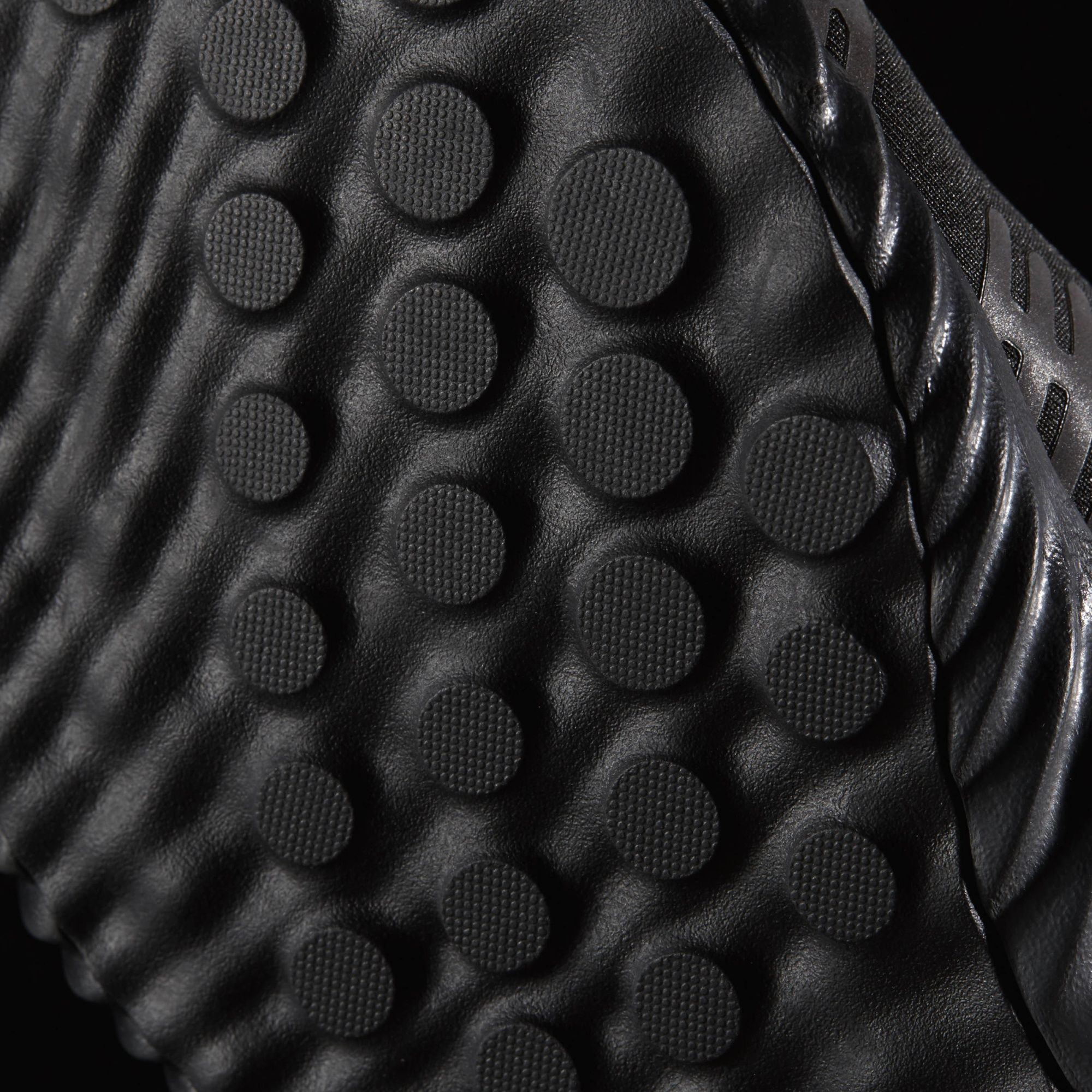 Triple Black Adidas Alpha Bounce Xeno Sole Detail