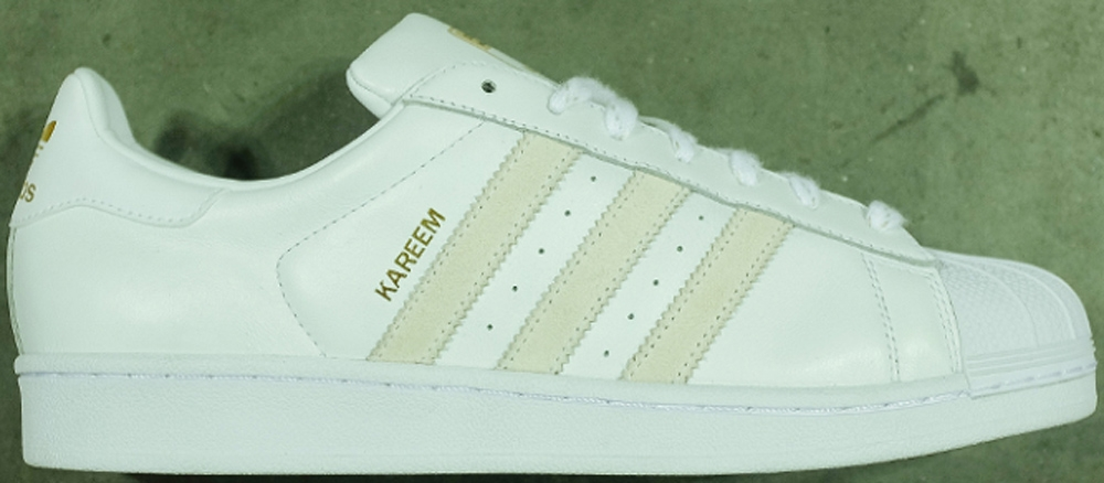 adidas Superstar Running White/Grey
