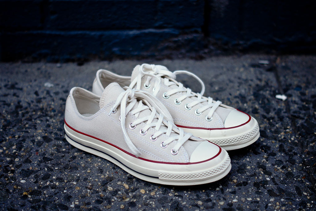 Converse 1970s Chuck Taylor Low White Sole Collector