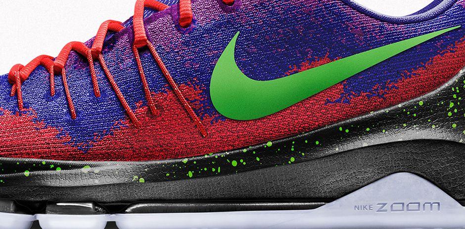 Nike ID KD 8 Spray Paint Option (2)
