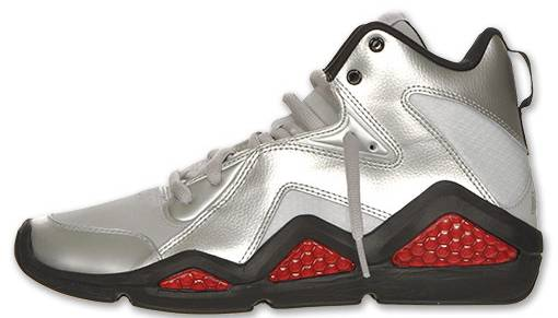 Reebok Kamikaze III Pure Silver Excellent Red Black J87316 1 57c2b9856d
