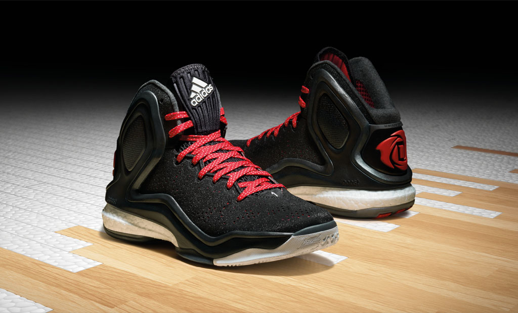 adidas d rose 5 boost alternate away