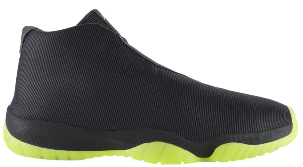 Jordan Future Dark Grey/Dark Grey-Volt