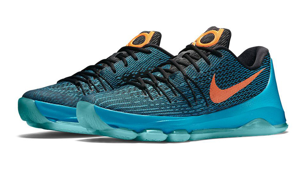 check out 3afb1 ded9c Nike KD 8 Road Game