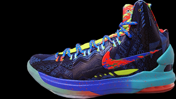 Nike KD 5 Premium What The