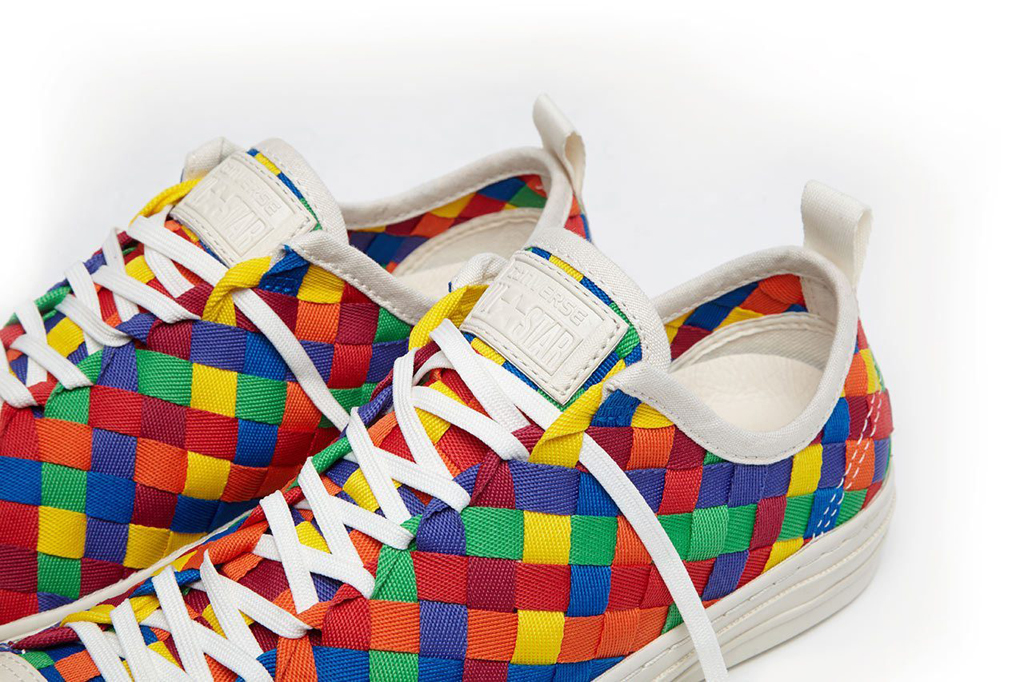size 40 a2d84 e816f Converse Chuck Taylor All Star  Multi-Color Weave  Pack   Sole Collector