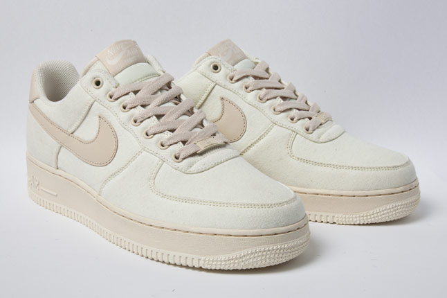 nike air force 1 low canvas cashmere sole collector. Black Bedroom Furniture Sets. Home Design Ideas