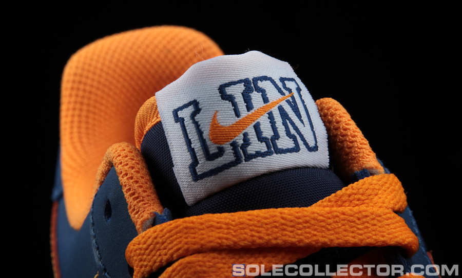 pretty nice 123ab 1beaa Exclusive    Jeremy Lin Air Force 1 Quickstrike   Sole Collector