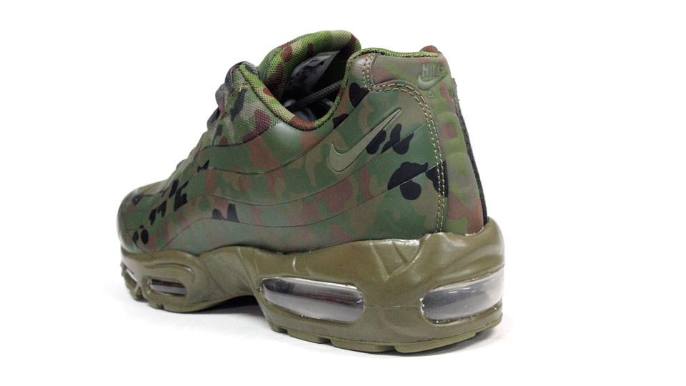 Nike Air Max 95 SP Japan Country Camo heel