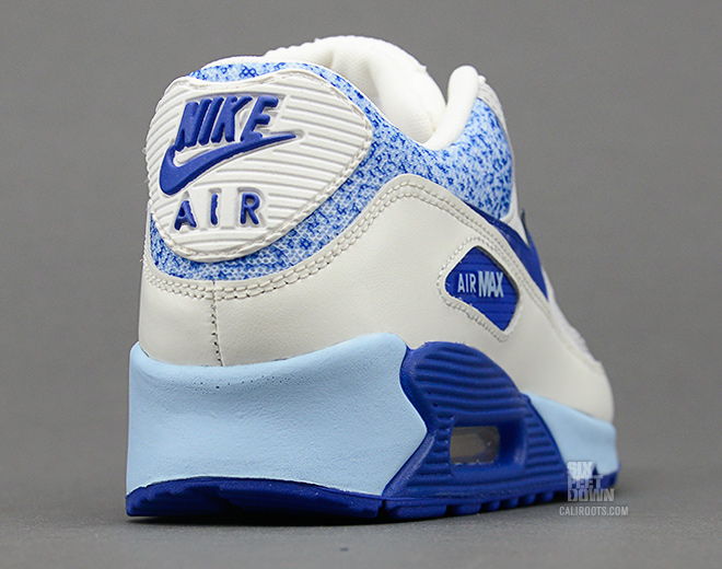 nike air max 90 ice blue
